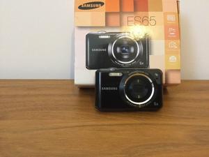 Samsung ES65 Digital Camera (black)