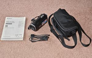 Sony Camcorder Handycam.