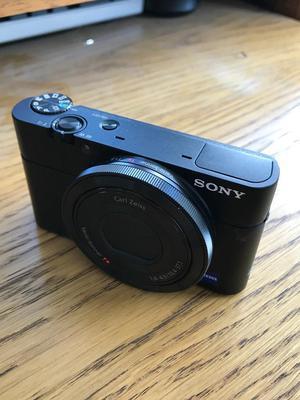 Sony Cyber shot DSC RX100