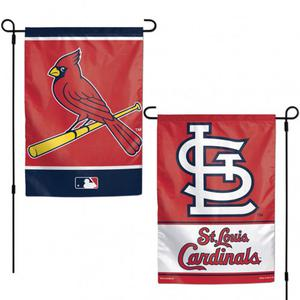 St. Louis Cardinals MLB Garden Flag Double Sided Licensed