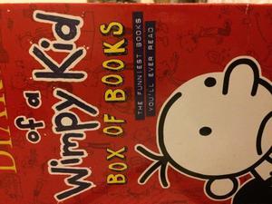 diary of a wimpy kid books pdf