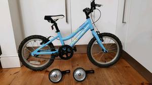 Girls Ridgeback Melody bike 4+ year old