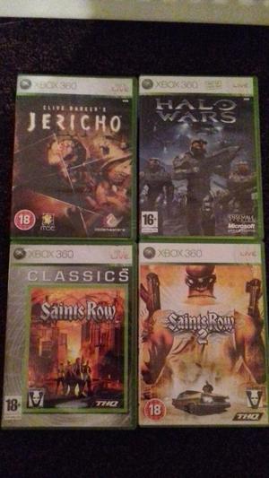 Xbox 360 games bundle
