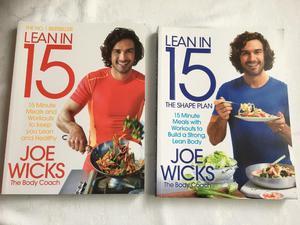 2 lean in 15 books