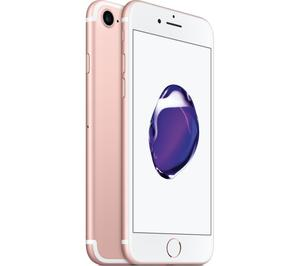 APPLE IPHONE 7 (ROSE GOLD 32GB) ON O2 - BRAND NEW