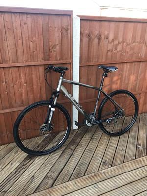 Halfords carrera s0s1 tsix aluminium mens bicycle | Posot Class