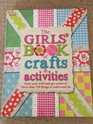 Girls Craft Book