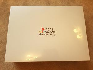 Sony PlayStation 4 Special 20th Anniversary Limited Edition