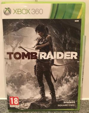 Tomb Raider (): XBOX 360