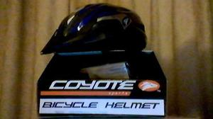 COYOTE SIERRA BICYCLE HELMET