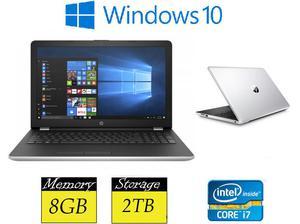 """HP 15-BS103NA 15.6"""" Full HD 8th Generation Quad Core i"""