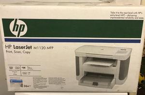HP Laserjet MP MFP Printer, Brand New In Box.