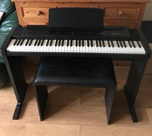 yamaha ydp 131 digital piano with stool and user posot class. Black Bedroom Furniture Sets. Home Design Ideas