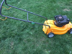 Partner 431 Lawn Mower