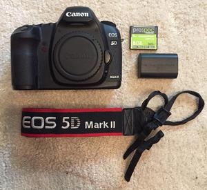 Pristine condition Canon 5d mkii (mark 2) body only