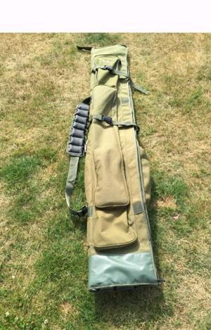 Shimano Xtreme Tribal 3+4 carp fishing rod bag holdall