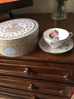 Wedgewood cup and saucer
