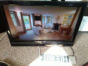 19 inch hdmi freeview Toshiba tv with remote no stand great little gaming Tv