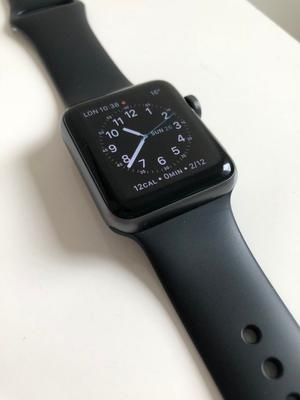 Apple Watch 2 38mm Space Grey