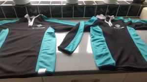 St laurene P.E.rugby shirt