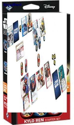 Fantasy Flight Games Star Wars Destiny: Kylo Ren Starter