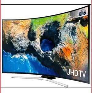 Samsung TV, 6 Series UE55MUU - 55 Inch LED Smart TV - 4K Ultra HD