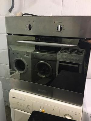 Baumatic Stainless Steel Built in Electric Oven Fully Working Order Just £40 Sittingbourne