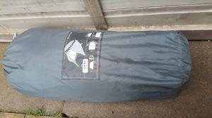Hi for sale Queuchua 4 man tent in good used condition all parts in! can deliver or post! Thank you