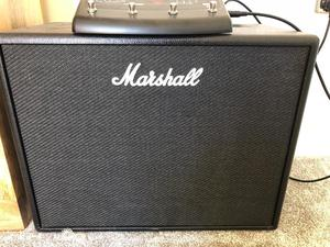 Marshall Code 50 amp with programmable foot switch