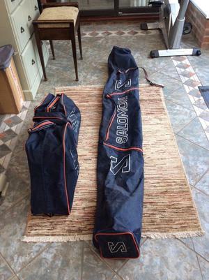 Salomon ski bag