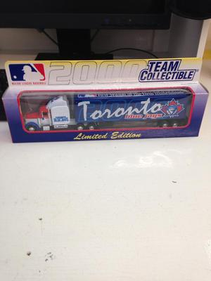 Team Collectable Toronto Blue Jays Lorry Truck Car COLLECTABLE Baseball