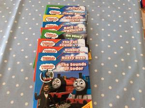 Thomas the tank engine books, set of 10. Brand new.