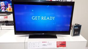"32""JVC LED TV 11 MONTH OLD  FULL HD USB & HDMI PORTS WITH REMOTE CAN DELIVER"
