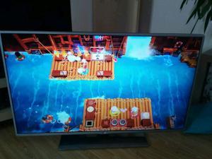 """42"""" LG full HD smart LED TV."""
