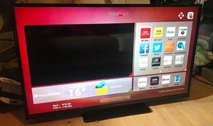 "48""HITACHI LED SMART WIFI FHD TV FREEVIEW USB WITH REMOTE CAN DELIVER"