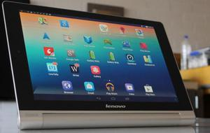 Lenovo Yoga Tablet GB, Wi-Fi, 10.1in - Silver Grey
