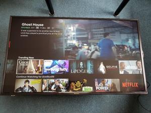 Hisense 4k smart TV H49NUK