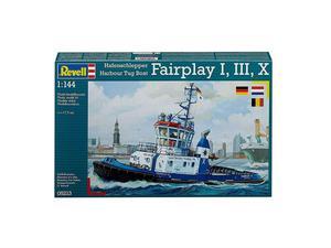 Revell Harbour Tug Boat Fairplay I/ III/ X/ XIV Plastic