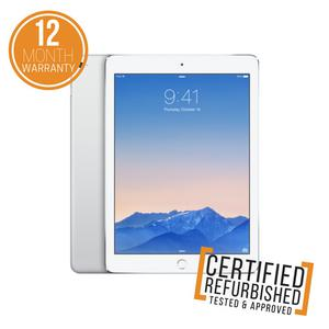 """APPLE IPAD AIR 2 64GB 9.7"""" SILVER WIFI ONLY TABLET DEVICE-"""