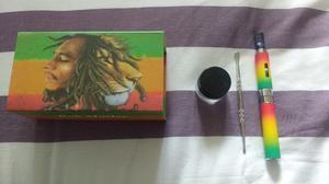 Bob Marley dry herb vapouriser