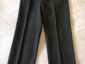 Grey School Trousers