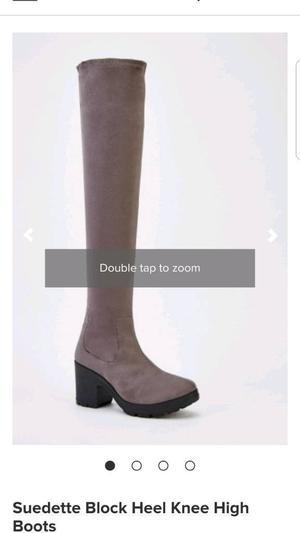 Ladies boots brand new uk 4
