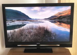 Sony Bravia P LCD TV (KDL-52W)