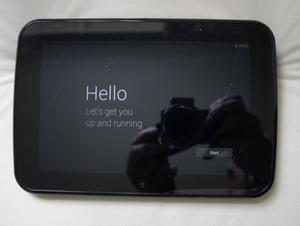 "Tesco Hudl Android 7"" Tablet black"