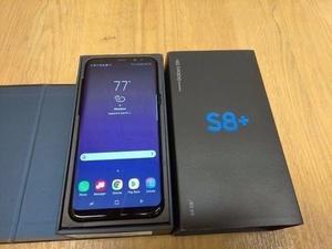 Brand New in Box Samsung Galaxy S8 Plus SM-G955F - 64GB - Midnight Black Unlocked