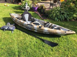 Galaxy Cruz fishing kayak