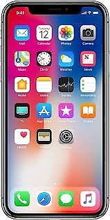 IPHONE X BRAND NEW IN BOX 64GB SPACE GREY