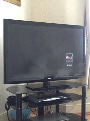 Lg 47 inch plasma tv like new bargain £200