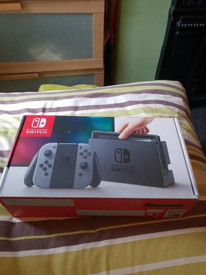 Nintendo Switch (New Other) w/ The Legend of Zelda: Breath of the Wild