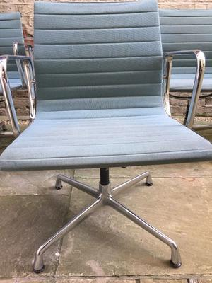 Vintage Eames Office Chairs - Set of Six